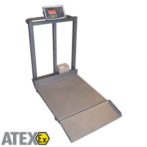 MBD ATEX Mobile Weigher