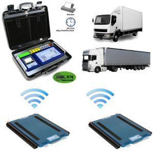 WWSERF Wireless Weigh Pads