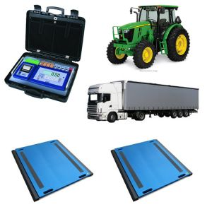 WWSF Vehicle Weighing System