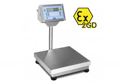 ATEX Scales - Intrinsically Safe Scales - Explosion Proof